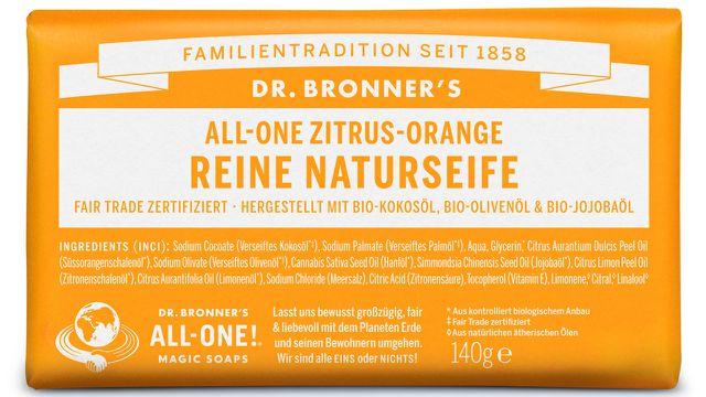 Dr. Bronner's Seife Sommer