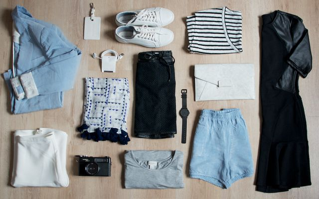 Slow Fashion capsule wardrobe minimalism minimalist method