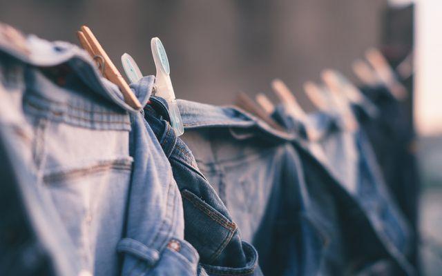 laundry - jeans