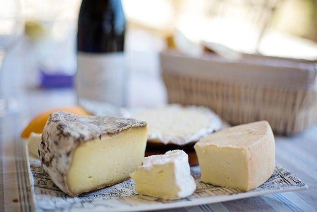 Käse hat einen hohen CO2-Fußabdruck.