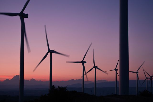 Fernwärme kann bei Verwendung von erneuerbaren Energien klimafreundlich sein.