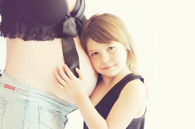 Um schwanger zu werden, muss der natürliche Zyklus wieder funktionieren