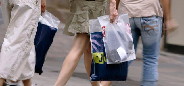 Deutschland will kostenlose Plastiktüten abschaffen