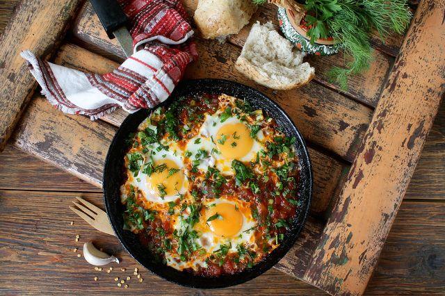 Eierspeisen gehen immer - auch für glutenfreie Frühstücks-Liebhaber