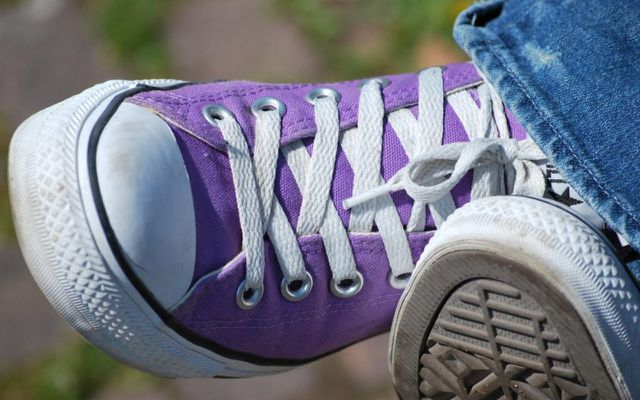 Shoe odor remove smell from smelly stinky shoes purple converse