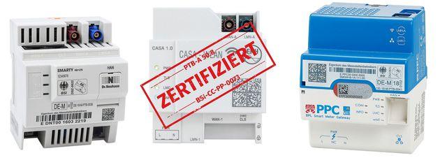 Smart Meter sind intelligente Stromzähler.