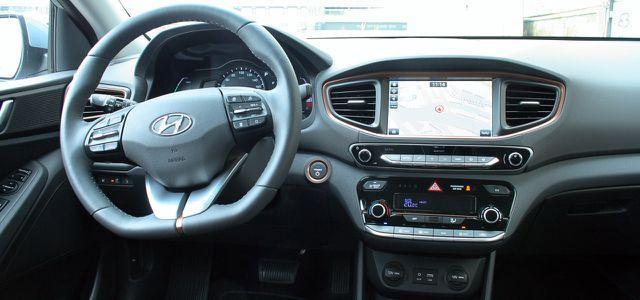 Hyundai Ioniq Electric im Utopia-Test