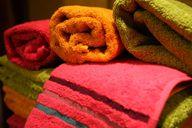 Weiche Handtücher bekommst du auch ganz leicht ohne chemische Produkte