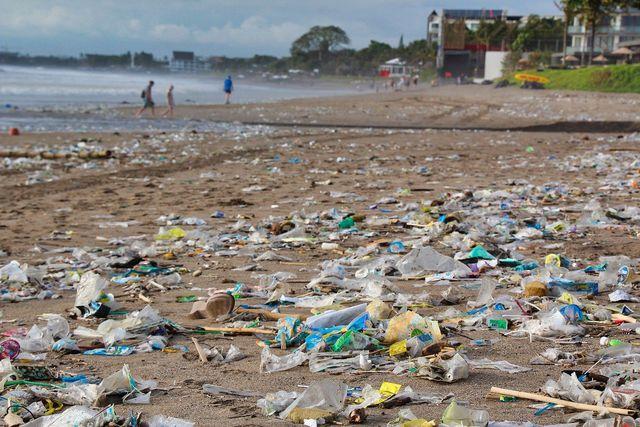 Downcycling bedeutet zumindest kein Müll in der Umwelt