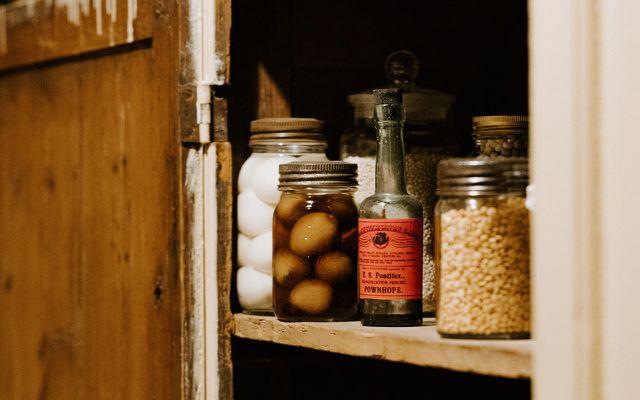 Coronavirus stockpile food reserves