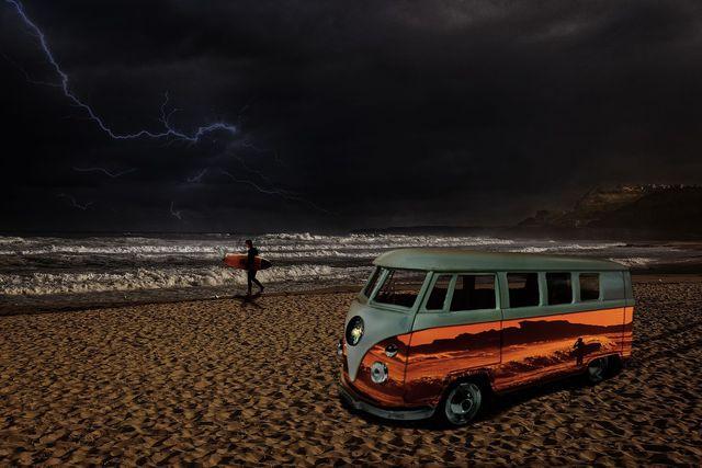 Autos gelten bei Gewitter also sicher, aber nicht für alle Modelle stimmt das