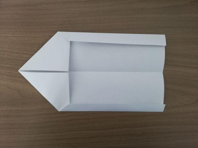 Briefumschlag Falten Einfach Und Ohne Kleben Utopiade