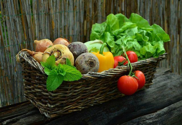 Las frutas y verduras mejoran la salud mental