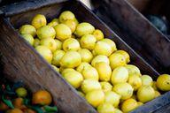 Kaufe möglichst unbehandelte Zitronen mit intakter Schale.