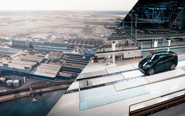 Sono Motors baut Sion in ehemaligem Saab-Werk