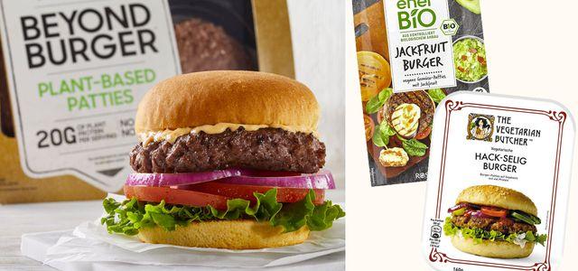 burger test vegan vegetarisch patties stiftung warentest öko test