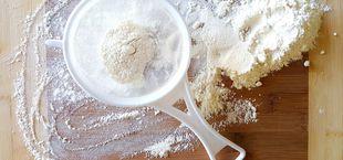 is flour vegan