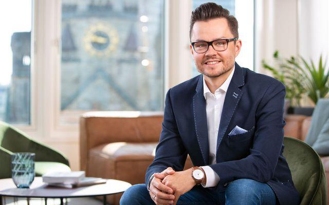 Tobias Goj, Geschäftsführer Oatly Deutschland