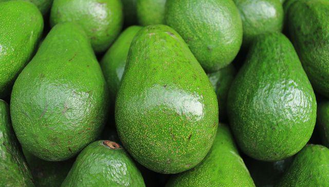 Die Avocado ist gesund