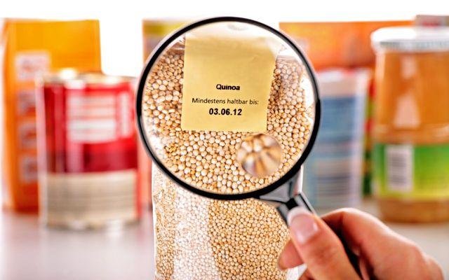 Gegen Lebensmittelverschwendung: Mindesthaltbarkeitsdatum nicht ernst nehmen