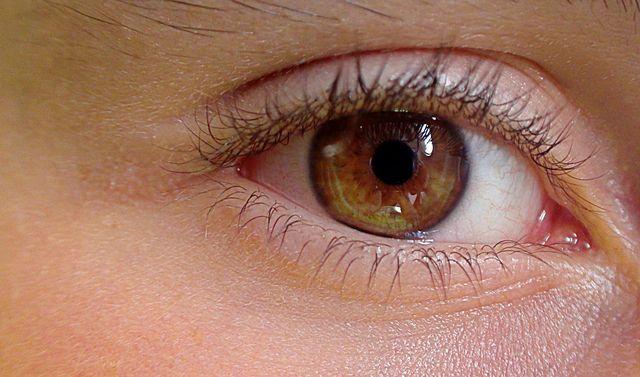 Um deinen Farbtyp zu bestimmen, ist auch deine Augenfarbe entscheidend.