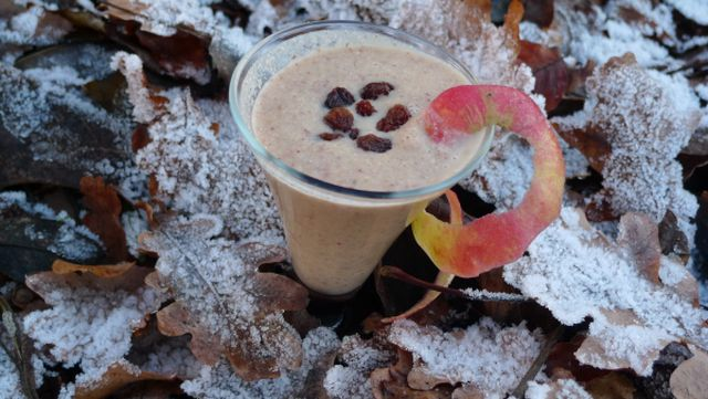 Winter-Smoothies: Winterapfel