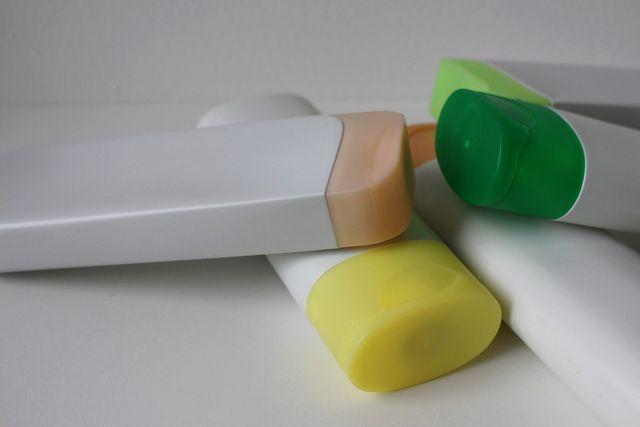 Shampooflaschen richtig entsorgen
