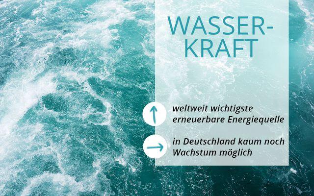 Erneuerbare Energien - Wasserkraft