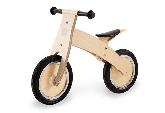 """Das Laufrad """"Lino"""" von Pinolino gehörte 2019 zu den Testsiegern von Öko-Test."""