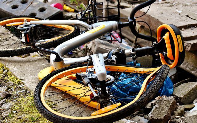 Obike Leih-Räder, Bike-Sharing Problem