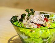 Veganer Thunfisch-Salat