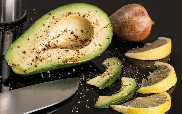 You can ripen hard avocados using banana peels.