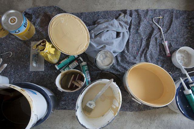Küche streichen: Diese Wandfarben sind praktisch und schön ...