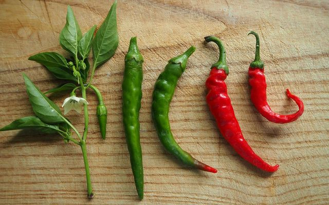 hot peppers health benefits of spicy food