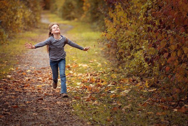 Befreit von Wachstumsschmerzen kann dein Kind wieder sorgenfrei aktiv sein.