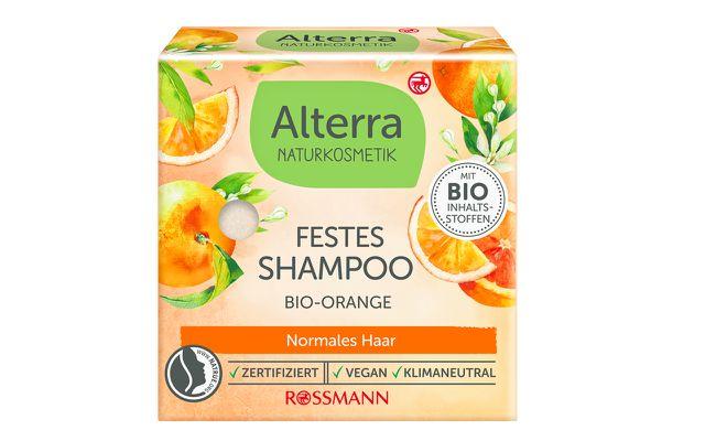 Alterra festes Shampoo Rossmann Nachhaltigkeit
