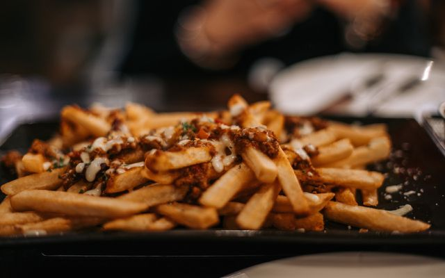 French Fries With Seasoning