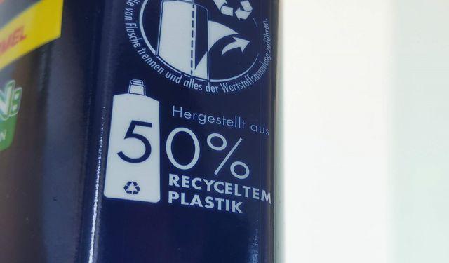 Recycling-Kunststoff sind besser als neue Verpackungen.