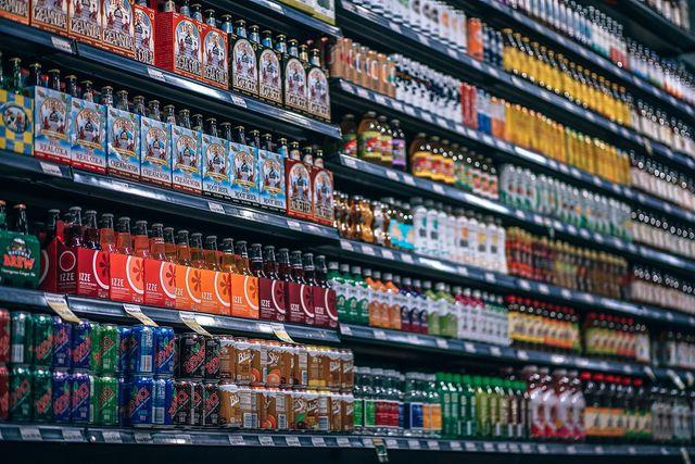 Zuckerfreie Limonaden enthalten oft Natriumcyclamat.
