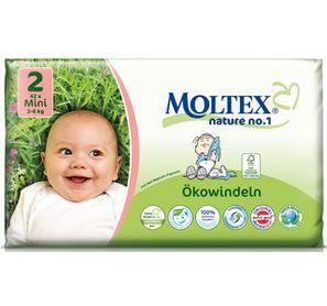 Moltex Windeln nature no.1