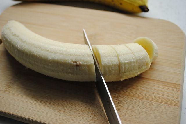 Bananen sind gesund und liefern schnell Energie