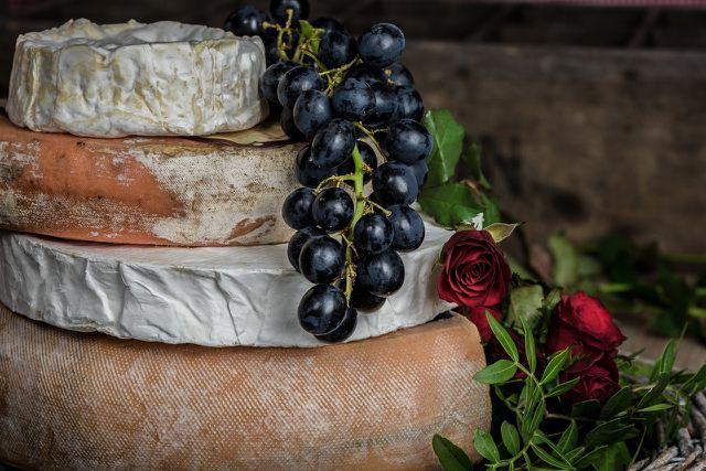 Käse mit mikrobiellem Lab ist für die vegetarische Ernährung geeignet.