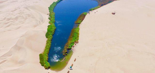 Der Weltwassertag erinnert daran, dass Wasser nicht überall so reichlich vorkommt wie bei uns
