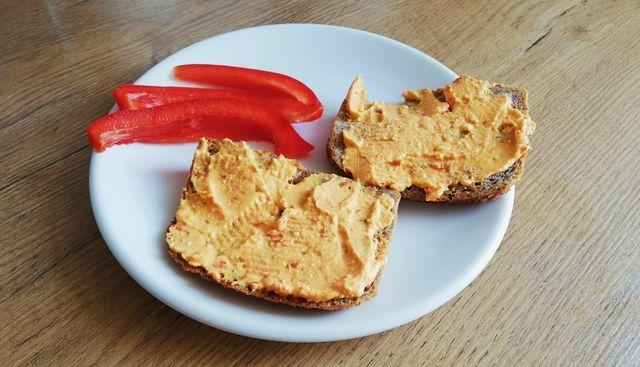 Fetacreme eignet sich auch sehr gut als Brotaufstrich.