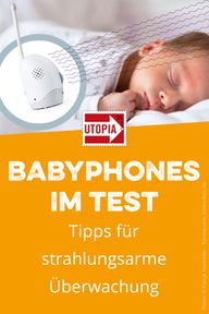 Babyphone-Test: Tipps für strahlungsarme Überwachung