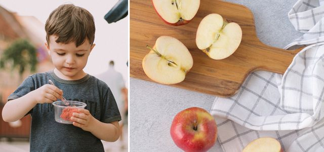 Healthy eating habits for kids healthy food
