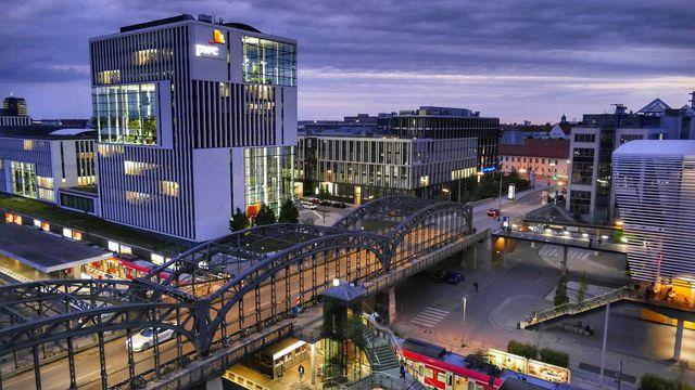 Neue Genossenschaftswohnungen mitten in München.