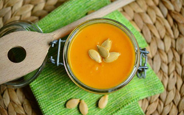 Vegan Paleo Pegan Pumpkin Soup