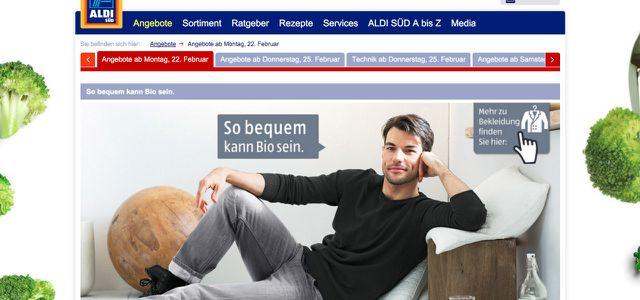 Bio-Jeans Aldi GOTS-zertifiziert