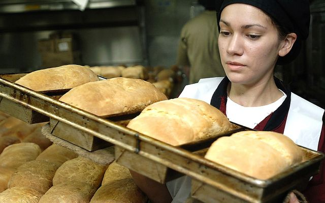 Want a different job? Give baking a try